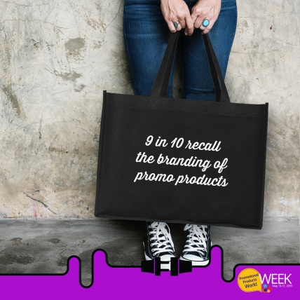 PPWW - Fact stated on tote bag (item #UEA)