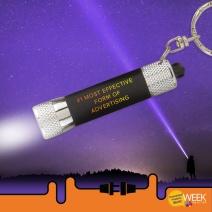 PPWW - Fact stated on Chroma Softy LED Keyring Flashlight (item #LHY-C)