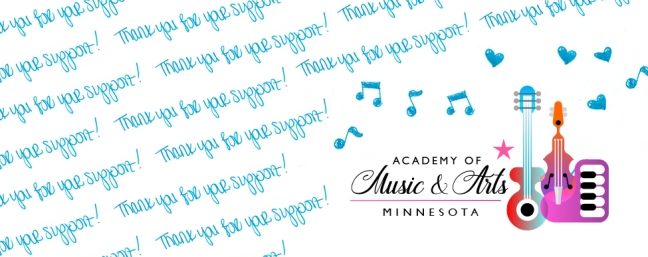 PWG Music Academy Flat art